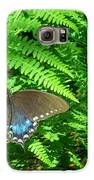 Sunbathing Butterfly Galaxy S6 Case