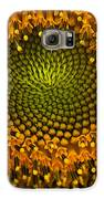 Sunflower An Bumble Galaxy S6 Case by Brittany Perez
