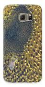 Sunflower Bees Galaxy S6 Case by Elizabeth Stedman