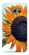 Sunflower In The Sky Galaxy S6 Case by Annette Allman