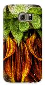 Sunflower Galaxy S6 Case by John Monteath