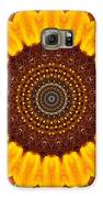 Sunflower Power Galaxy S6 Case by Annette Allman