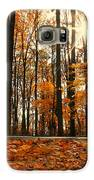 Sunny Fall Day Galaxy S6 Case by Candice Trimble