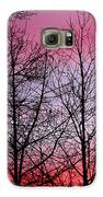 sunset in late February Galaxy S6 Case by John Magnet Bell