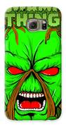 Swamp Thing Galaxy S6 Case by Gary Niles