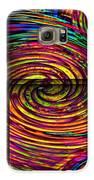 Swirly Bird Galaxy S6 Case by Michelle Ressler