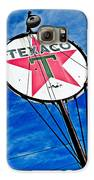 Texaco Gasoline Galaxy S6 Case by Merrick Imagery
