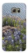 Texas Bluebonnets At Lake Travis Galaxy S6 Case
