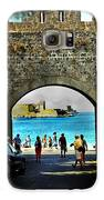 The Ancient City Of Rhodes Galaxy S6 Case by Judy Paleologos