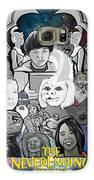 The Neverending Story Galaxy S6 Case by Gary Niles