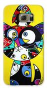 The Odd Couple Galaxy S6 Case by Chris Mackie