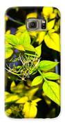 The Yellow Plant Galaxy S6 Case