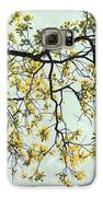 The Yellow Tree Galaxy S6 Case by Sharon Coty