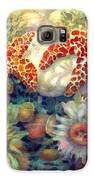 Tidal Pool II Galaxy S6 Case by Ann  Nicholson