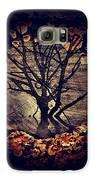 Tree Circle 2 Galaxy S6 Case by Milliande Demetriou