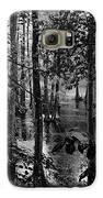 Trees Bw Galaxy S6 Case