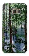 Trees Galaxy S6 Case by Nelson Watkins