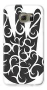 Tribal Hand Galaxy S6 Case by Jennifer Kimberly