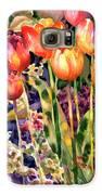 Tulips Galaxy S6 Case by Ann  Nicholson