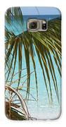 Unplugged In Paradise Galaxy S6 Case by Sharon McLain