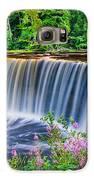 Upper Falls Galaxy S6 Case by Thomas Pettengill