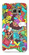 Wackadoo Galaxy S6 Case by Chelsea Geldean