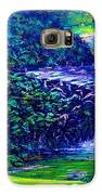 Waimea Falls - Horizontal Galaxy S6 Case by Joseph   Ruff