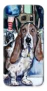 Waiting At The Vet's Office Galaxy S6 Case by Chris Dreher