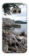 West Seattle Front Yard Galaxy S6 Case by Christine Burdine