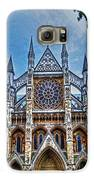 Westminster Abbey - North Transept Galaxy S6 Case by Skye Ryan-Evans
