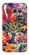Where's Nemo II Galaxy S6 Case by Ann  Nicholson