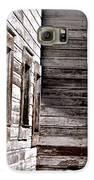 Window Chalk Galaxy S6 Case by John Grace