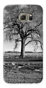 Windy Straight Road Galaxy S6 Case by John Grace