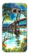 Yaquina Bay Bridge Galaxy S6 Case