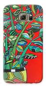 Zi Zi Plant II Galaxy S6 Case