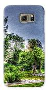 After The Rain Surreal Galaxy S6 Case