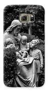 Christ With Children Galaxy S6 Case