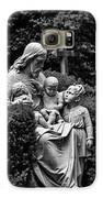 Christ With Children Galaxy S6 Case by Kelly Rader