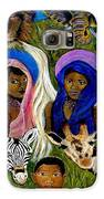 Earthangels Abeni And Adesina From Africa Galaxy S6 Case