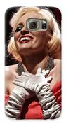 Marilyn Galaxy S6 Case by Elizabeth Hart