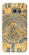 Gold Yellow Ethnic Modern Abstract Art For Contemporary Houses Galaxy S6 Case