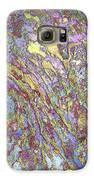 Plasma Acrylic Galaxy S6 Case by Vidka Art