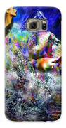 The Queen In Southern Sea Galaxy S6 Case by Vidka Art