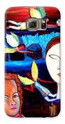 Guardian Angels Galaxy S6 Case by Pilar  Martinez-Byrne