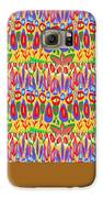 Happy Celebrations Abstract Acrylic Painting Fineart From Navinjoshi At Fineartamerica.com These Gra Galaxy S6 Case by Navin Joshi