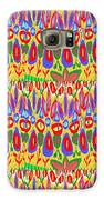 Happy Celebrations Abstract Acrylic Painting Fineart From Navinjoshi At Fineartamerica.com These Gra Galaxy S6 Case by Navin Joshi