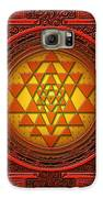 Sri Yantra Galaxy S6 Case by Lila Shravani