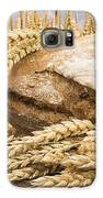 Bread And Wheat Cereal Crops. Galaxy S6 Case