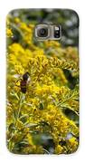 A Flower That Bees Prefer Galaxy S6 Case by Guy Ricketts