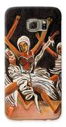 African Dancers Galaxy S6 Case